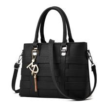 Women's Bag Fashion Luxury Ladies Handbag High Quality PU Shoulder Bag Ladies Large Capacity Messenger Bag Designer Tote Bag цены