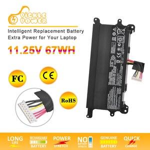 11,25 V 6000mAh A32N1511 batería de portátil para Asus ROG G752 G752VL G752VT G752VM G752VT G752VY 0B110-0037000