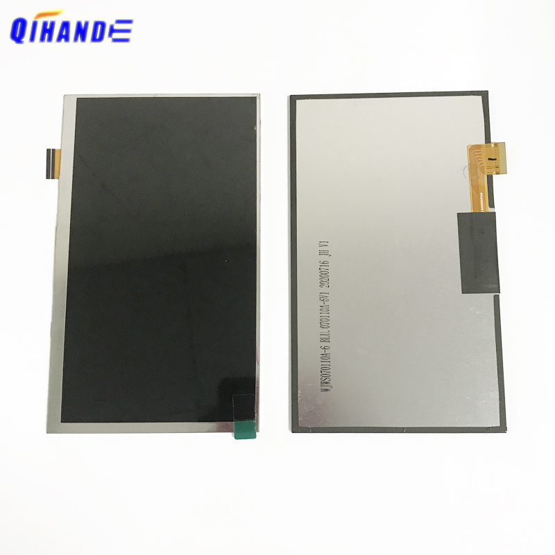 New lcd screen display FY07021dh26a29 for Irbis TZ70 irbis hit tz49 Irbis TZ56 KD070D33-30NC-A79-REVB TT7007MG 30PIN AL0203B 01