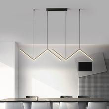 Современный светодиодный подвесной светильник artpad железная