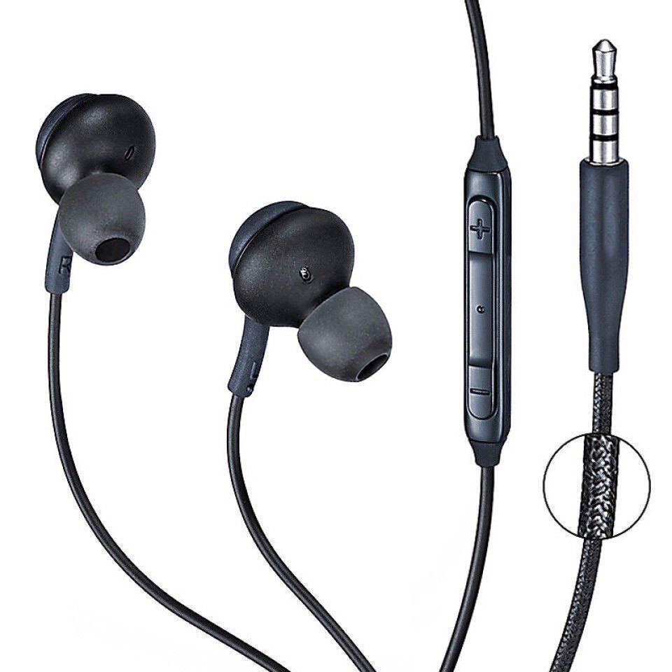 Ear phone For Samsung Galaxy S8 Earbuds Earphone Headphones Stereo In-Ear Headset wire earphones wired headphones