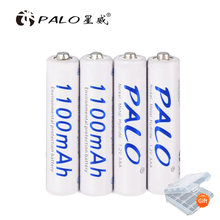 4-8 pièces AAA 3A 1100mAh rechargeable AAA batterie AAA NI-MH NI MH batterie nimh 1.2V haute capacité actuelle piles AAA