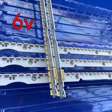 44LED * 6V 406 Mm Dây Đèn LED Cho Samsung UA32ES5500 UE32ES6100 Xe Trượt Tuyết 2012svs32 7032nnb 2D V1GE 320SM0 R1 32NNB 7032LED MCPCB Mới