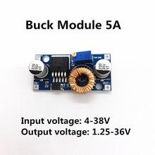 Batería de litio XL4015 5A CC a CC CV placa de carga reductor convertidor de potencia Led módulo de reducción de cargador de litio XL4015 E1