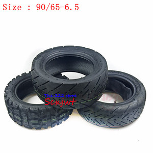 Image 3 - 11 inch 90/65 6.5 city Road Off road Tire Inflatable Tubeless Tyre for Dualtron Thunder Electric Scooter Speedual Plus Zero 11X