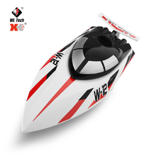 Remote-Control Vehicle-Models Rc-Boat-Ship Water-Cooling-System WL912-A High-Speed Wltoys