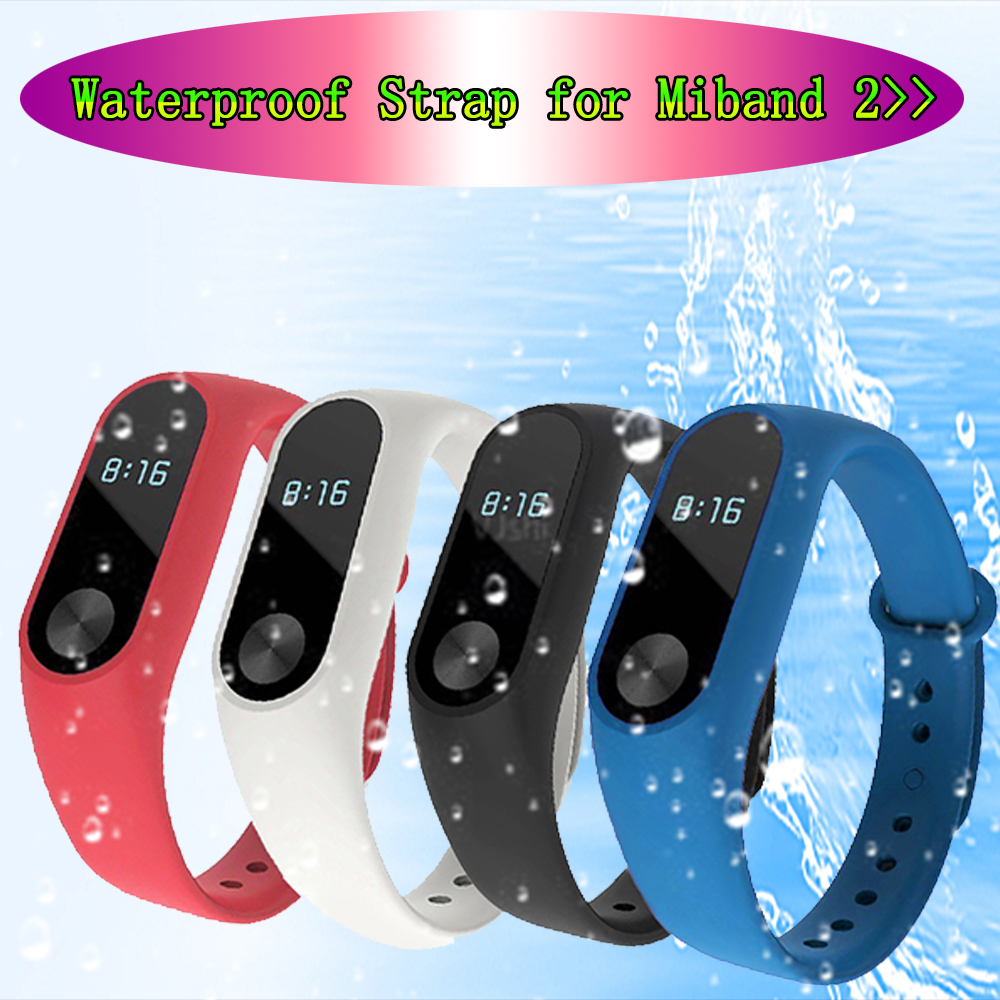 6 Colors Silicone Watch Band Bracelet Wrist Strap Replacement For M2 Smart Watch Accessories For Fitbit Charge 2 Band Accessory