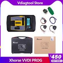 Original Xhorse VVDI Prog Programmer V4.9.6 VVDI Programmer Auto Key Tool For BMW ISN Read Function