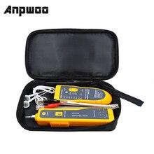 Detector Network-Cable-Tester RJ45 Line-Finder ANPWOO Cat5 LAN UTP Cat6 Tracer Diagnose-Tone-Tool-Kit