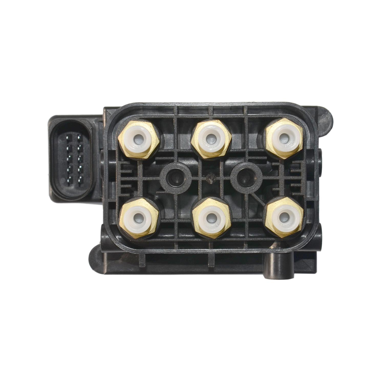 AP01 Valve Block Air Suspension Air Supply For Volkswagen Touareg Audi Q7 Porsche Panamera 970 S  4.8L 3.0 97035815302 7L0698014