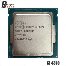 Intel Core i3-4370 i3 4370 3.8 GHz Dual-Core CPU Processor 4M 54W  LGA 1150