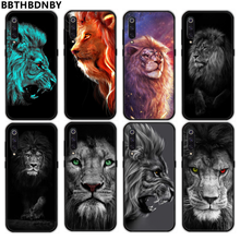 Lion King Hoofd Diy Printing Telefoon Case Cover Shell Bumper Voor Xiaomi Redmi 4X5 Plus 6A 7 7A 8 Mi8 8 Lite 9 Note 4 5 7 8 Pro(China)