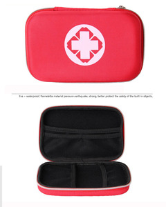 Image 4 - Camouflage First Aid Kit Waterproof EVA Bag Person Portable Outdoor Travel Drug Pack Security Emergency Kits Medical Treatment