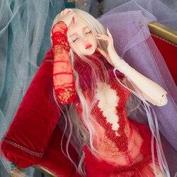 FeePle65 Sylvia BJD Bambola 1/3 di Modo carino Bambole In Resina Figura Giocattoli Per Le Ragazze best Regalo Bambola Chateau