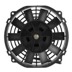 Radiatorventilateur ventilateur universel ventilateur électrique 8in pour radiateur Auto refroidissement climatisation 10 pales 12V 80W 2250