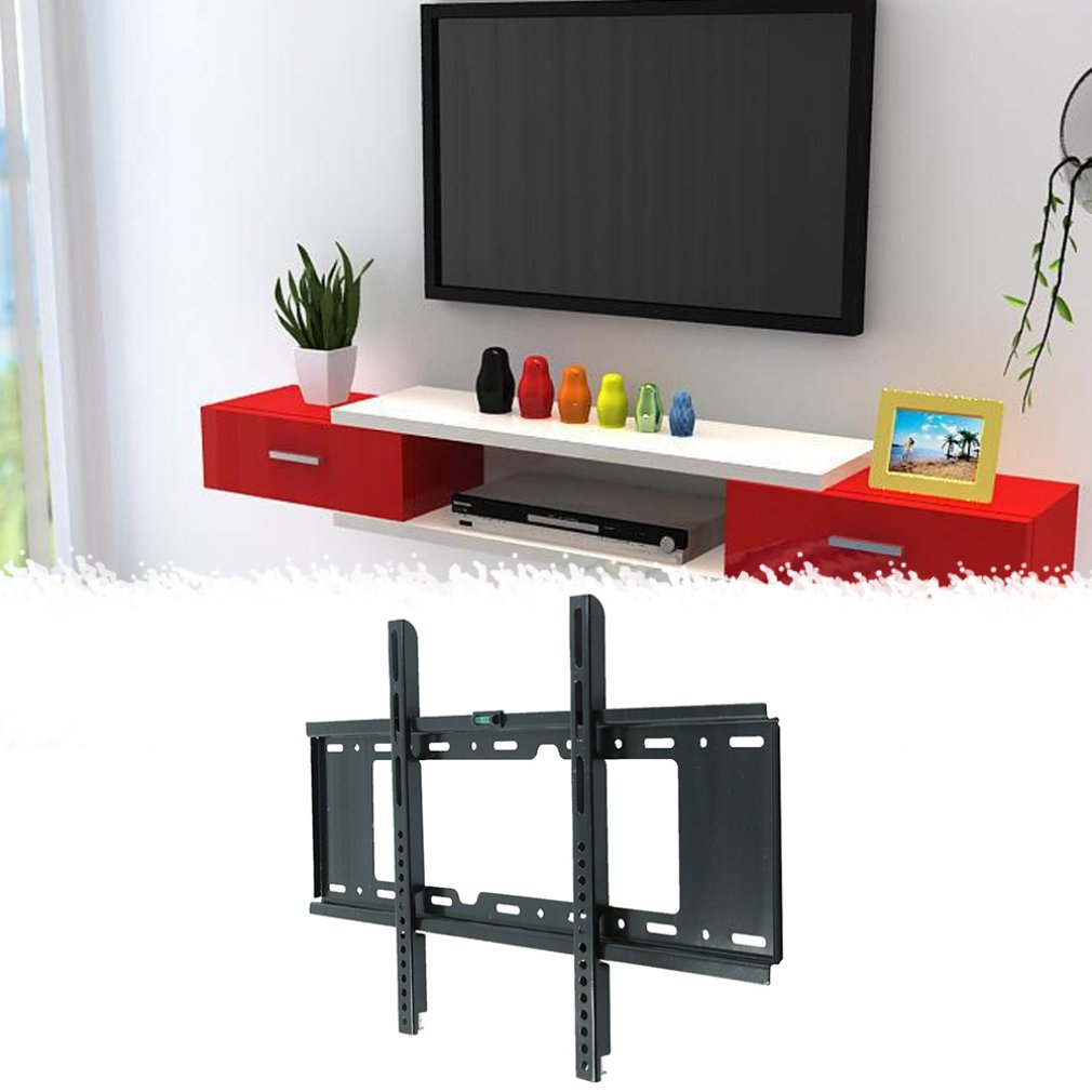 Universal 32-70 inch LCD TV Rack 26-55 inch 1.2 Thick GD02 14-42 inch GD01 Wall-mounted Lcd Tv Rack Display Stand