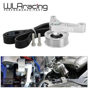 Image 1 - WLR ayarlanabilir EP3 kasnak Honda 8th 9th Civic tüm K20 ve K24 motorlar otomatik gergi tutmak A/C yüklü WLR CPY01