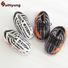 лучшая цена Suihyung Winter Women Indoor Shoes Home Slippers Cross-tied Cotton Shoes Unisex Warm Cartoon Plush Slippers Non-slip Floor Shoes