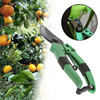 VOGVIGO Pruning shears strong carbon 8 inch garden hand pruning shears pruning machine cutting machine plant tools discount
