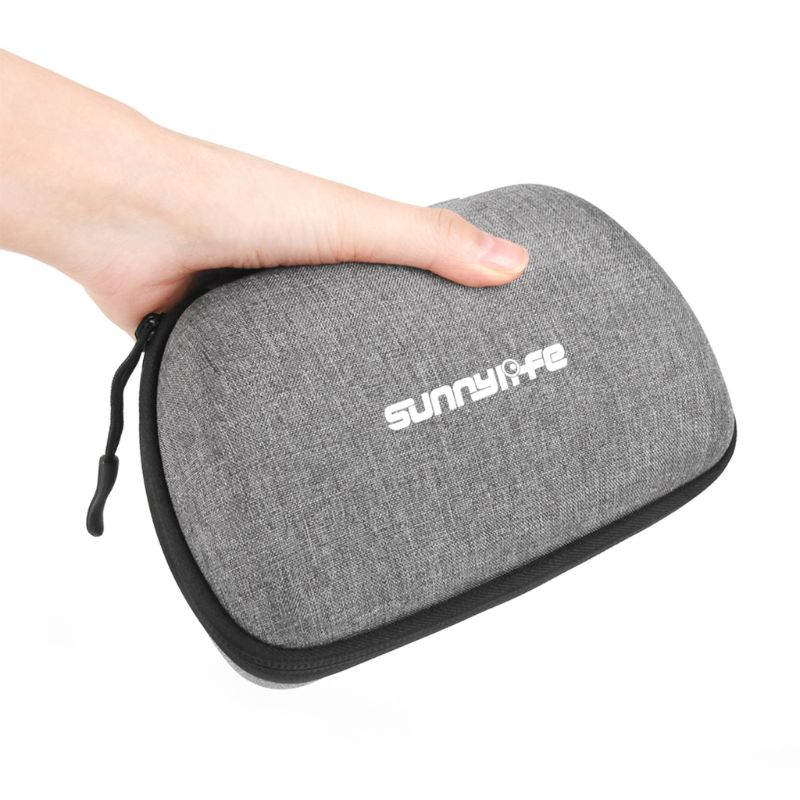 For Parrot ANAFI Drone Remote Controller Bag Portable Case Storage Zipper Pouch Y4QA