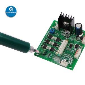 Image 5 - Phonefix 6 Màu UV Chữa Mặt Nạ Hàn PCB Sơn Hàn Thông Tinh Dầu Với Đầu Kim Cho Điện Thoại Bảng Mạch Bảo Vệ