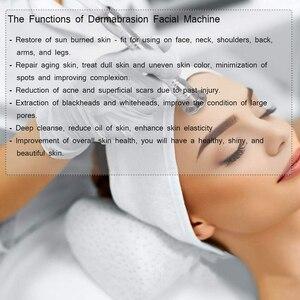 Image 4 - 3 IN 1 Diamond Dermabrasion Microdermabrasion Machine Exfoliator Skin Rejuvenation Device, Wrinkle Removal, Safe Face Beauty