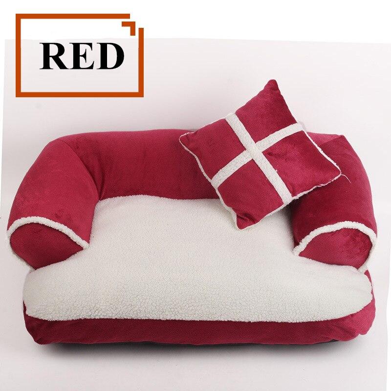 1Pc Soft Stylish Pet Sofa
