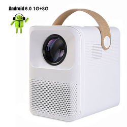 1080P Projector Mini Phone Led Projector Full Hd Android Wifi Home Cinema Usb Home Theater PR57023