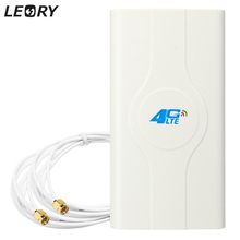 Wi Fi антенна 4G LTE 88 dBi TS9 CRC9 SMA, коннектор, внешняя антенна MIMO для дома с 2*2m кабелями, роутером, модемом