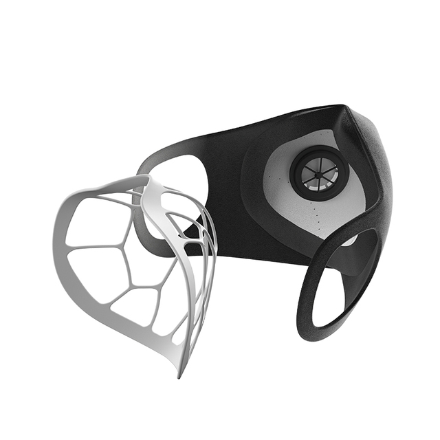 Xiaomi SmartMi PM2.5 Haze Mask Purely Anti-haze Face Mask Adjustable Ear Hanging Fashion 3D Design Light Breathing Mask 1
