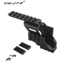 Flashlight Laser Tactical-Pistol Glock VULPO Weaver Picatinny Scope-Mount for 17-Series