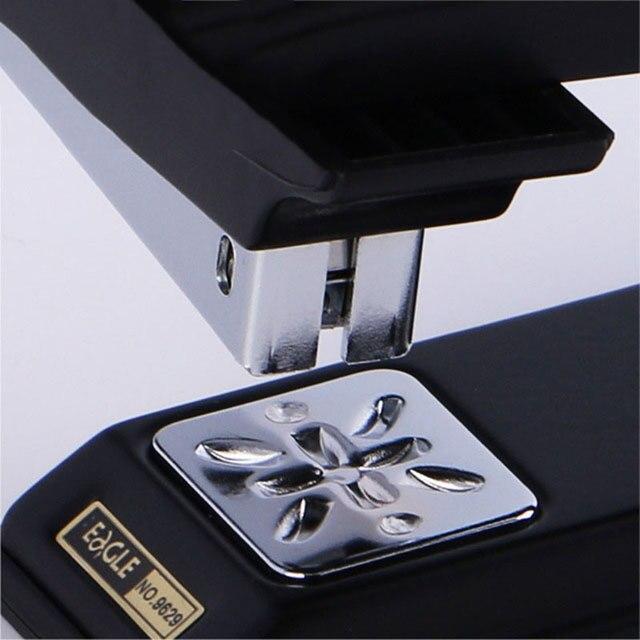 Agrafeuse rotative - noir - 90° pour livret