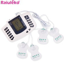 Muscle-Stimulator Massager Tens Scraping Electric Acupuncture Pulse-Physiotherapy-Machine