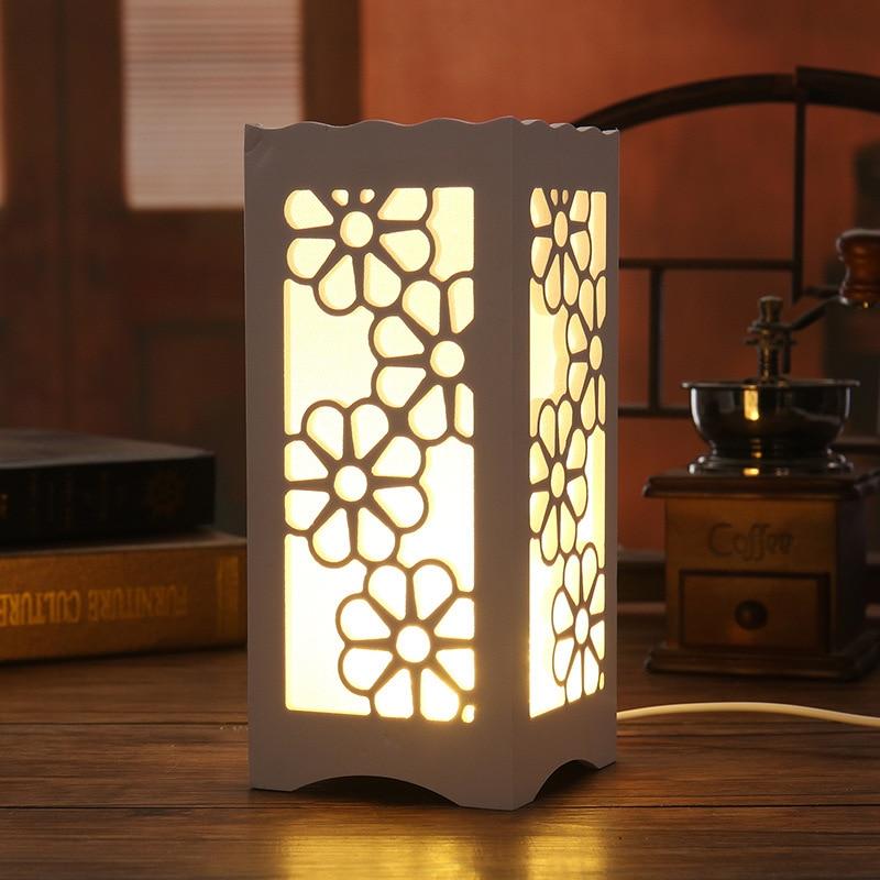 Luminaria Mesa Usb Led Table Lamp Pvc