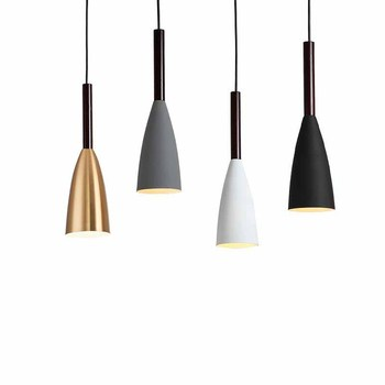 Modern hanging ceiling lamps E27 Iron art Wood Pendant Lights, Home restaurant decor lighting lamp and Bar Showcase Spot light skrivo design modern wood and iron lamp slope lamps pendant lights restaurant bar coffee dining room hanging light fixture
