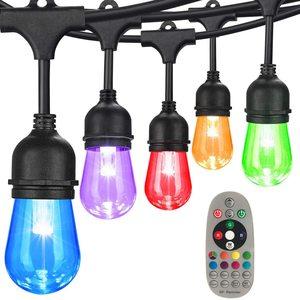 15M Commercial Grade LED Strin
