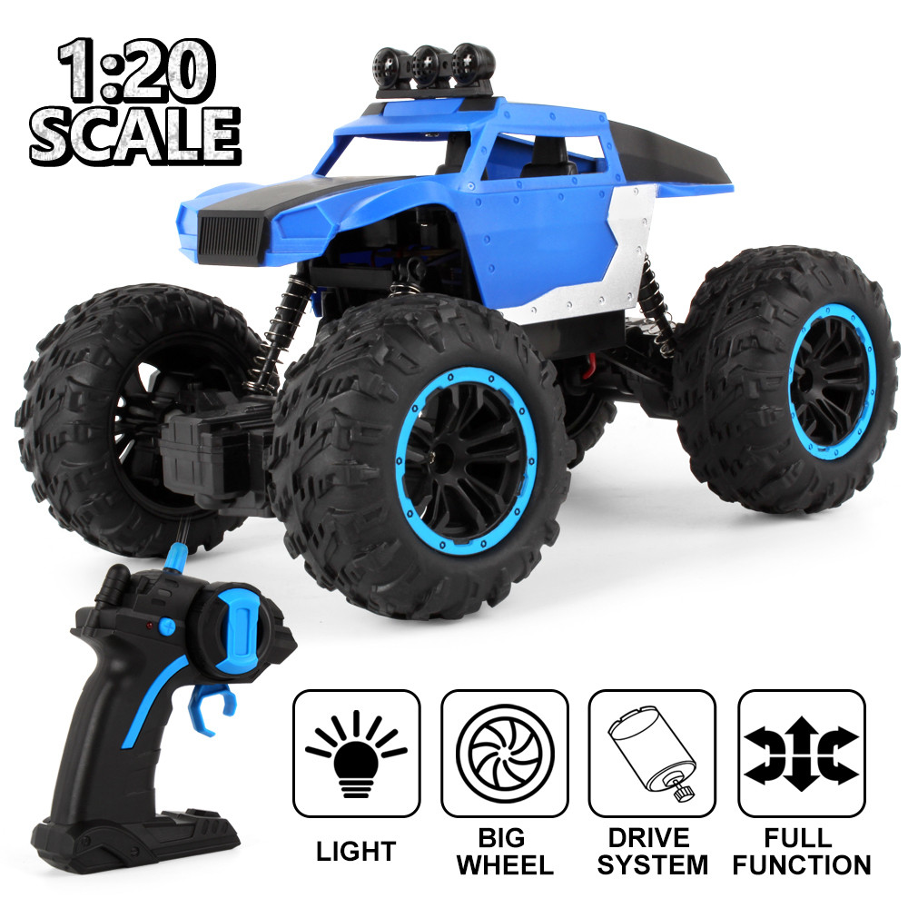 1 20 2 4G High Speed Radio Fast Remote Control RC RTR Racing Buggy Car Climbing