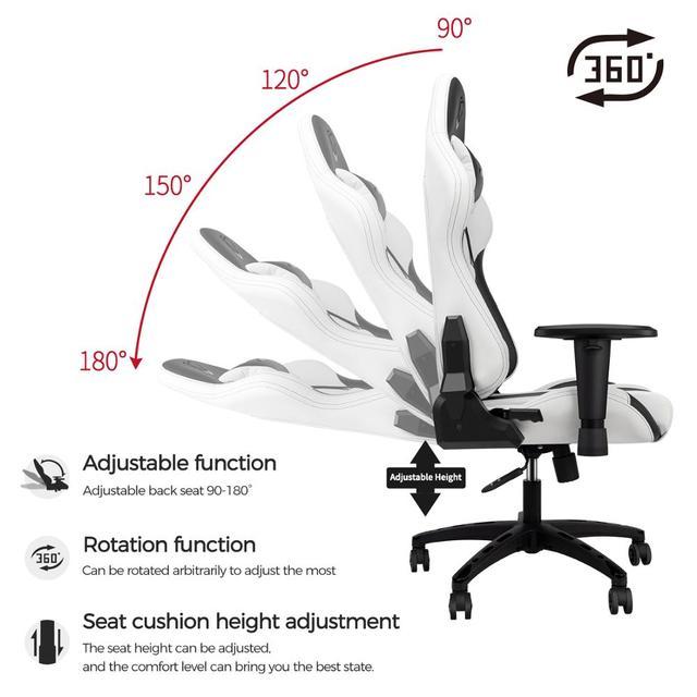 Hi Tech Office Chair 6