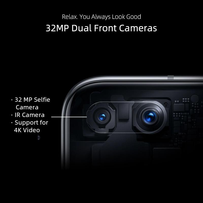 Globalna wersja Huawei P40 5G Smartphone Kirin 990 8GB 128GB 50MP Ultra wersja aparatu 6.1 cala SuperCharge NFC
