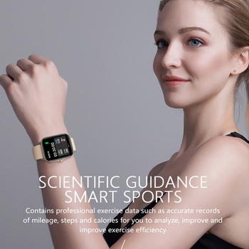 Y20 Woman Smart Watch 2021 Full Touch Screen Knob Rotation Fitness Tracker GTS 2 Smartwatch For Xiaomi IPhone PK P8 Plus 6