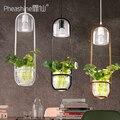 Скандинавский промышленный стиль ресторан бар стол Кофейня люстра творческая гостиная кабинет лампа
