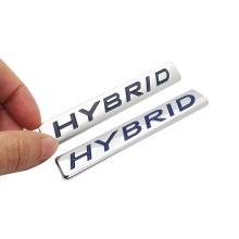 Car Sticker Auto Hybrid Logo Emblem Refitting Badge Decal For Toyota Nissan Camry Subaru