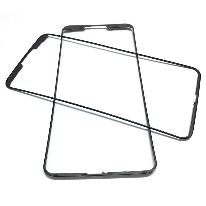 Передняя панель для Huawei P20 Pro, ЖК-дисплей, держатель средней рамы, корпус, запасные ремонтные детали