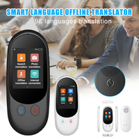 Smart Language Translator Device Instant Portable Two Way Voice Translation for Travel VH99|Conference System|Computer & Office -