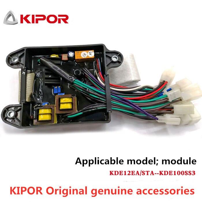 KIPOR KDE Controller Module KI-MB(ATS)-C2 For Single-Phase Diesel Generator