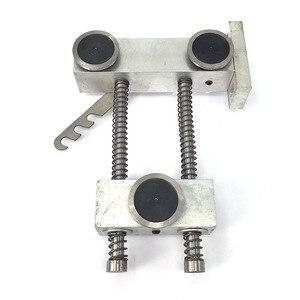 Image 1 - WEDM מוליבדן חוט אטימות רגולטור שלושה מדריך גלגל סוג עבור CNC חוט לחתוך מכונה