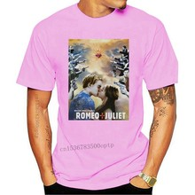 Vintage Romeo + Juliet 1998 movie t shirt reprint