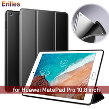 Smart Tablet case for Huawei MatePad Pro 10.8 Funda Cover Foldable Stand Case MRX-W09/AL09/W19 Cases Auto Wake Sleep
