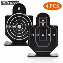 4 шт/лот набор для наружной стрельбы из страйкбола и металла