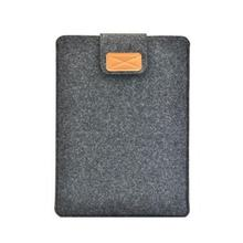 Premium Soft Sleeve Bag Case Notebook Cover for 13inch Macbook/Laptop/Tablet PC computer Fashion Pure Felt(China)
